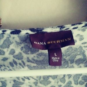 Dana Buchman Tops - Dana buchman v-neck faux wrap knit top